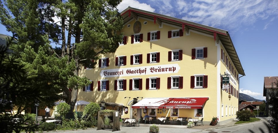 Hotel Bräurup Mittersill